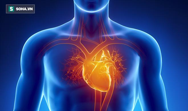 Muốn tránh án tử từ bệnh tim, cần nhận biết ngay 10 dấu hiệu cảnh báo này - Ảnh 2.