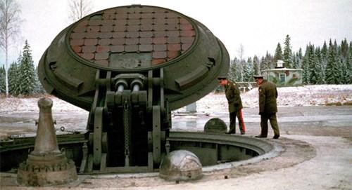 Nga thử hệ thống giếng phóng mới cho tên lửa đạn đạo - Ảnh 1.