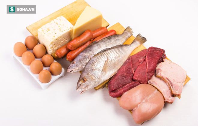 Đạm là dưỡng chất cần thiết cho cơ thể: Bạn phải ăn bao nhiêu đạm mỗi ngày là đủ? - Ảnh 1.