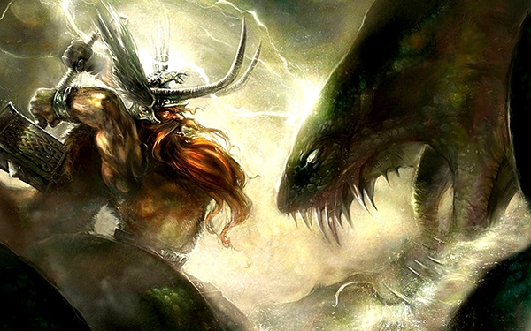 Trận chiến Ragnarok tàn khốc: Vì sao cả Odin, Thor hay Loki đều phải chết? - Ảnh 6.