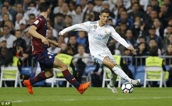 Bernabeu đã không còn là nhà của Ronaldo nữa rồi!  - Ảnh 1.