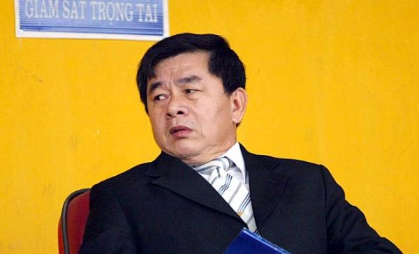 Trưởng ban TT Nguyễn Văn Mùi: 'Trọng tài có quyền thay đổi quyết định, hủy bàn thắng của Long An' - Ảnh 1.
