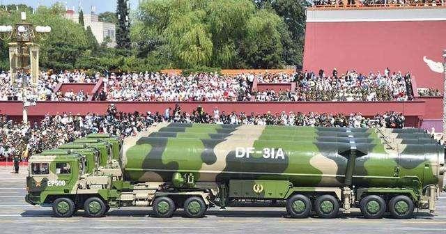 Kỳ lạ chuyện truyền hình TQ vô tình để lộ trận địa phóng tên lửa đạn đạo DF-31A? - Ảnh 2.