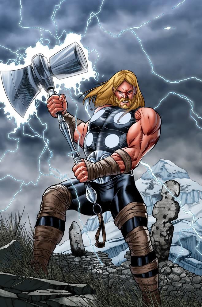 6 phiên bản khác nhau của Thor trong truyện tranh Marvel có thể lên phim - Ảnh 2.