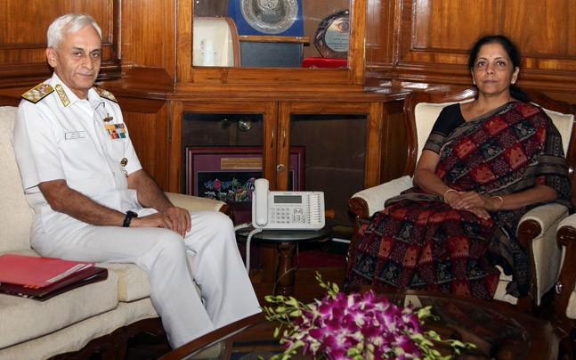 Tư lệnh Ấn Độ: Chiếu tướng Trung Quốc, New Delhi cắm chốt ở mọi cửa ngõ trên Ấn Độ Dương - Ảnh 1.