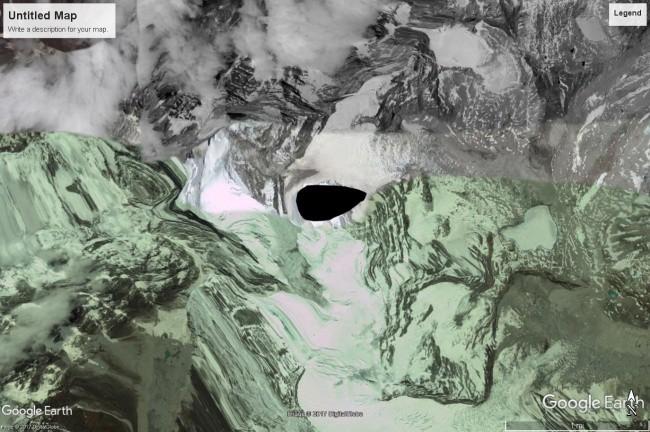 Những cảnh tượng bí ẩn vô tình lọt vào tầm ngắm của Google Earth - Ảnh 20.