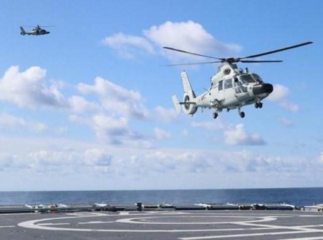 Hai sát thủ đại dương Mỹ lượn lờ, Trung Quốc gồng mình đối phó - Ảnh 2.
