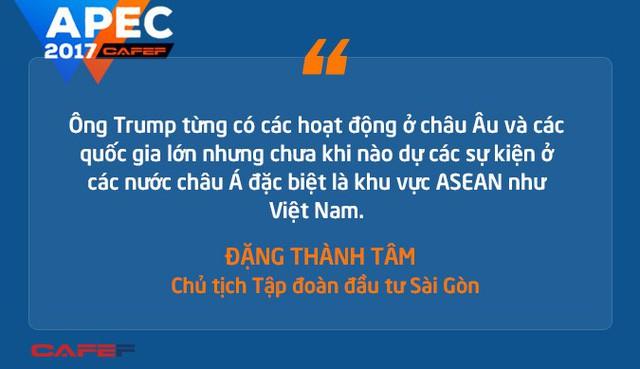 Ông Đặng Thành Tâm: Tổng thống Trump có thể chịu tác động bởi những gì thấy tận mắt ở Việt Nam - Ảnh 1.