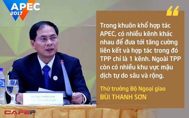 Thứ trưởng Bùi Thanh Sơn: Chuyến thăm cấp Nhà nước của Tổng thống Trump sẽ truyền thông điệp mạnh mẽ về cam kết của Mỹ - Ảnh 2.