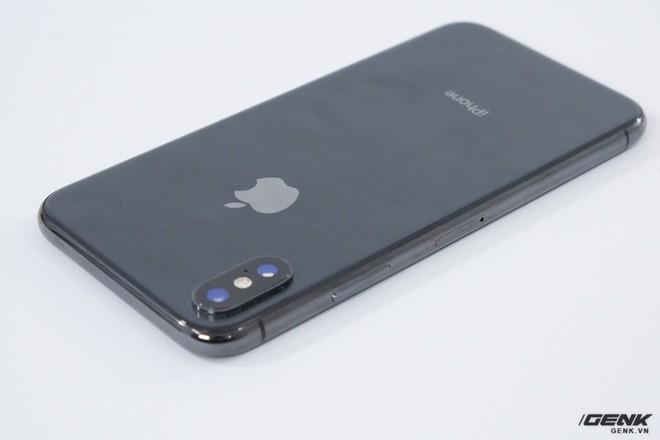 Đây là chiếc iPhone X xấu số tiếp theo tại VN: Liệt cảm ứng sau 3 ngày sử dụng! - Ảnh 2.