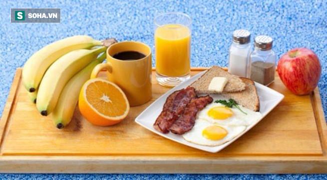 Đây là lý do bữa sáng là bữa ăn quan trọng nhất: Có thể bạn chưa biết! - Ảnh 1.
