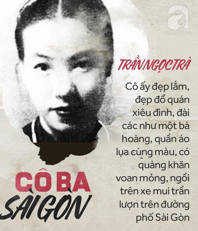 """""""Cô Ba Sài Gòn"""" ngoài đời thực: Nhan sắc thu phục đàn ông và cuộc chạy trốn cuối đời vì tin đồn chơi ngải - Ảnh 1."""