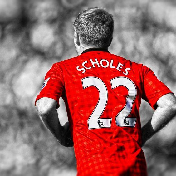 92 bình luận BẤT HỦ của thế giới bóng đá về Paul Scholes  - Ảnh 1.