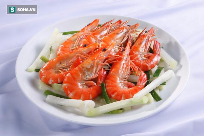 Sự khác biệt dinh dưỡng giữa tôm biển và tôm đồng: Loại nào tốt hơn? - Ảnh 1.
