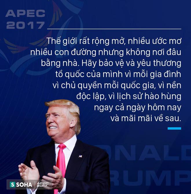 TS. Terry Buss: Bài phát biểu ở CEO Summit là diễn văn tuyệt vời nhất từ trước đến nay của ông Trump - Ảnh 3.