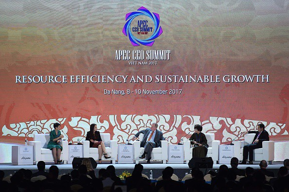 Nữ thủ tướng 8x lần đầu góp mặt tại APEC: Người dân bị ảnh hưởng của biến đổi khí hậu không cần các diễn đàn, họ cần sự hành động - Ảnh 1.