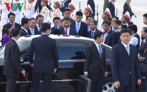 Việt Nam là điểm đến an toàn và thân thiện với các nguyên thủ quốc tế - Ảnh 1.