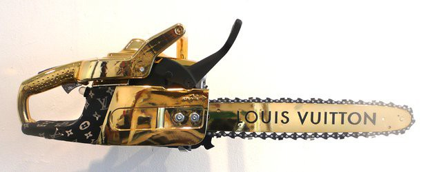 Túi rác, cưa máy, lựu đạn Louis Vuitton: Tất cả vẫn chưa xi nhê gì khi so với bồn cầu Louis Vuitton! - Ảnh 2.