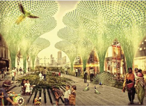 Những ý tưởng kiến trúc sáng tạo nhất thế giới năm 2017 - Ảnh 2.