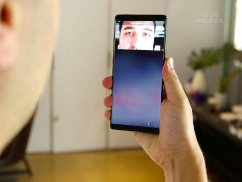 Có thể bạn chưa biết: Tính năng quét mống mắt trên Galaxy Note 8 còn tốt hơn cả công nghệ nhận dạng vân tay mà FBI đang sử dụng - Ảnh 1.
