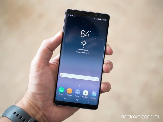 Có thể bạn chưa biết: Tính năng quét mống mắt trên Galaxy Note 8 còn tốt hơn cả công nghệ nhận dạng vân tay mà FBI đang sử dụng - Ảnh 2.