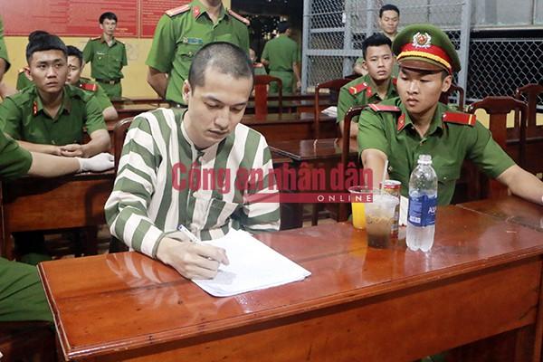 Thi hành án tử tù Nguyễn Hải Dương, kẻ gây ra vụ thảm án ở Bình Phước  - Ảnh 1.