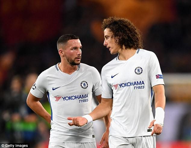 Mourinho tổ chức chiến dịch giải cứu David Luiz - Ảnh 2.