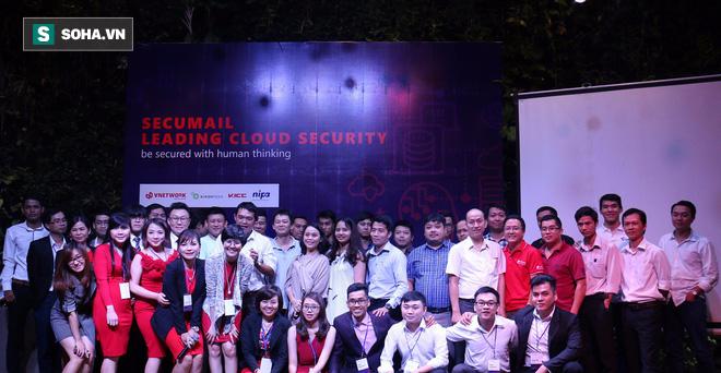 Dịch vụ Email ứng dụng: Trí tuệ nhân tạo AI đã xuất hiện tại Việt Nam - Ảnh 1.