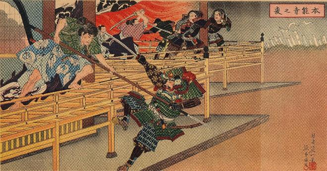 Toyotomi Hideyoshi: Từ cậu bé xách dép đến vị tướng vĩ đại thống nhất Nhật Bản - Ảnh 5.