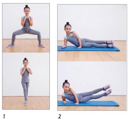 4 bài thể dục giúp bé cao và khỏe - Ảnh 1.