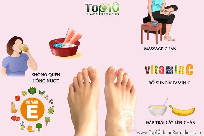 7 mẹo hàng đầu giúp bạn không bị nhiễm trùng và nứt gót chân trong mùa đông này - Ảnh 1.