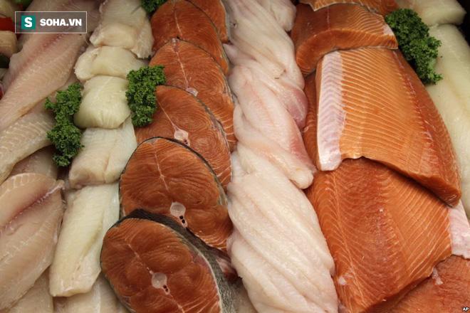 Chuyên gia Vũ Thế Thành: Kiêng hẳn cá biển thì uổng, bà bầu tối đa chỉ nên ăn 2 bữa 1 tuần - Ảnh 2.