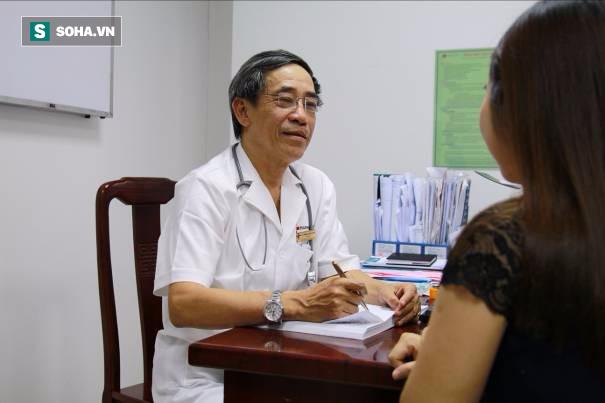 Ung thư tuyến giáp âm thầm xâm hại sức khỏe - Ảnh 1.