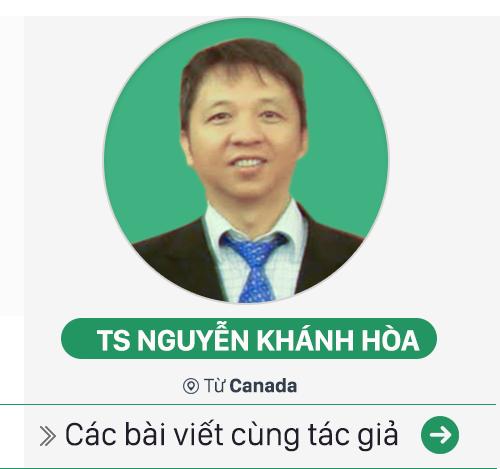 TS Nguyễn Khánh Hòa từ Canada: Nhiễm khuẩn bệnh viện tại Việt Nam - vấn đề đang bị bỏ rơi - Ảnh 3.