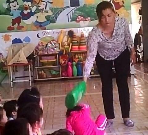 Chủ lớp mẫu giáo Mầm Xanh thừa nhận có bạo hành trẻ em - Ảnh 1.