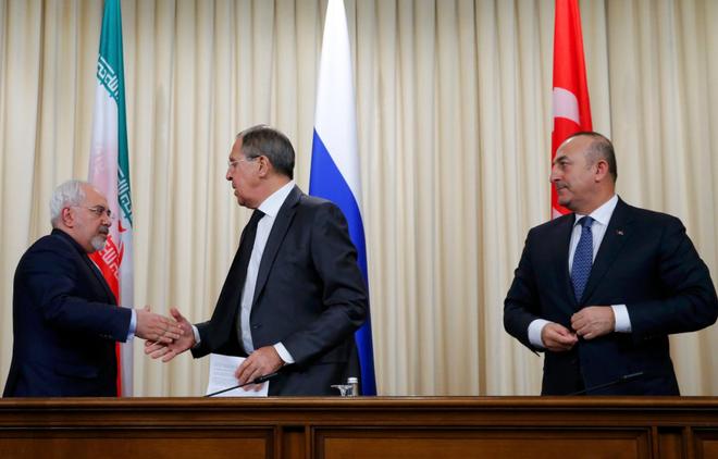 Hồi kết của xung đột Syria: Nga hoạt động ngoại giao dồn dập và hy vọng của Geneva-8 - Ảnh 1.