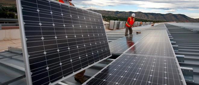Dự án biến vùng đất chết Chernobyl thành nhà máy điện Mặt trời sẽ bước đầu hoàn thành trong tháng tới - Ảnh 1.