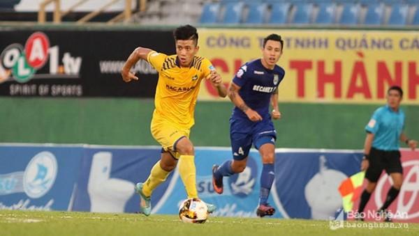 Phan Văn Đức - Chuyện về 'siêu tiền vệ' bị HLV Park Hang Seo ngó lơ giúp SLNA vô địch Cúp Quốc gia - Ảnh 1.