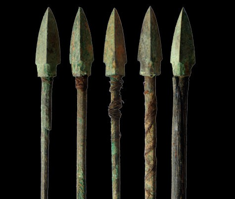"""Bí mật mũi tên trong lăng mộ Tần Thủy Hoàng: Công nghệ """"bậc thầy"""" thời cổ đại - Ảnh 6."""