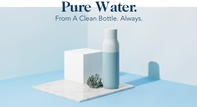 Trông chẳng có gì đặc biệt nhưng chai nước này đang thu hút được tới 1,3 triệu USD trên Kickstarter - Ảnh 2.