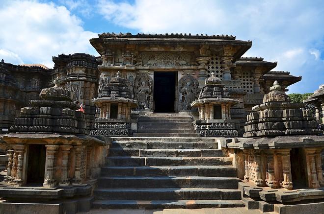 Đền Hoysaleswara: Bằng chứng về máy móc cơ khí thời cổ đại - Ảnh 2.