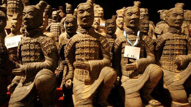 Án tử cho vua trộm mộ của Trung Quốc - Ảnh 1.