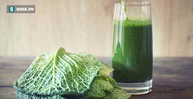 Mùa đông nên ăn ngay loại rau đang chính vụ này để thải độc cơ thể, ngừa ung thư - Ảnh 1.