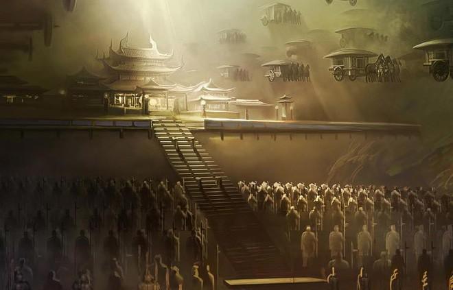 """Bí ẩn những cái bẫy """"chết người"""" trong lăng mộ hơn 2000 năm của Tần Thủy Hoàng - Ảnh 5."""