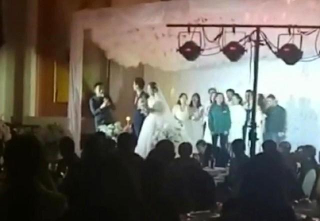 Chi cả trăm triệu đồng tổ chức đám cưới, cô dâu tá hỏa khi lễ đường chẳng khác nào linh đường đám ma - Ảnh 2.