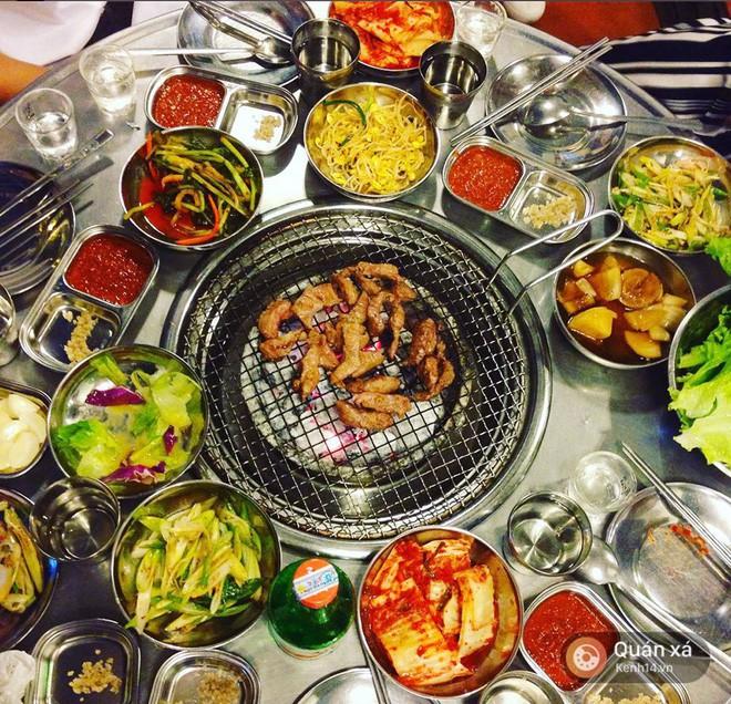 4 địa chỉ nướng Hàn Quốc ở Hà Nội mà các tín đồ ăn uống nhất định nên thử 1 lần - Ảnh 1.