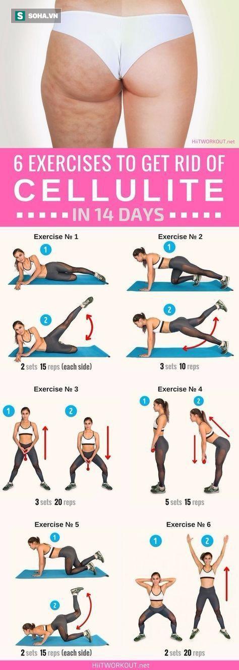 6 động tác thể dục giúp loại bỏ làn da sần vỏ cam, kết quả khác biệt chỉ sau 14 ngày - Ảnh 1.