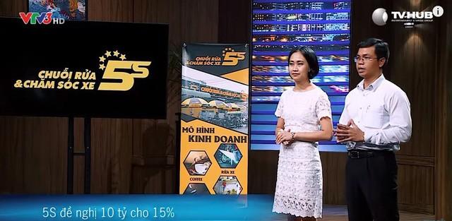 Ông chủ chuỗi rửa xe gọi thành công 11 tỷ đồng từ Shark Phú  - Ảnh 1.