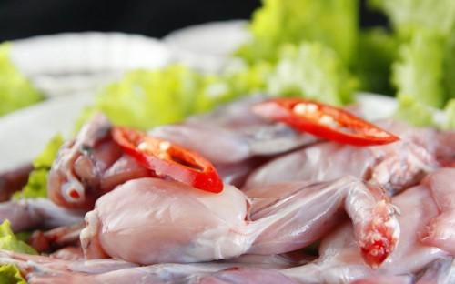 Thịt cóc – Dùng thế nào để tránh ngộ độc? - Ảnh 2.