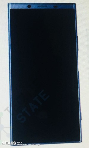Lộ diện chân tướng Xperia XZ2 với màn hình không viền: Cuối cùng thì Sony cũng đã chấp nhận thay đổi - Ảnh 2.